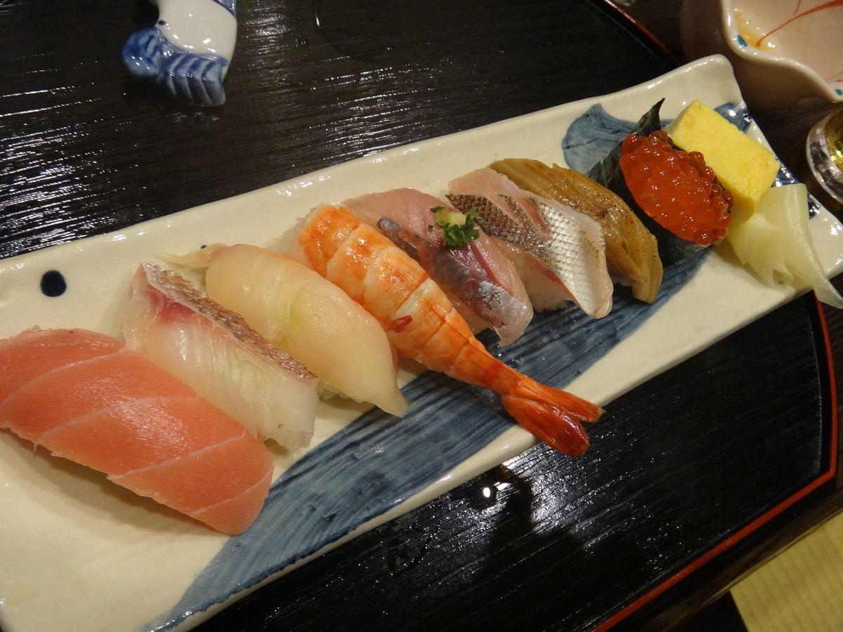 寿司すずき13