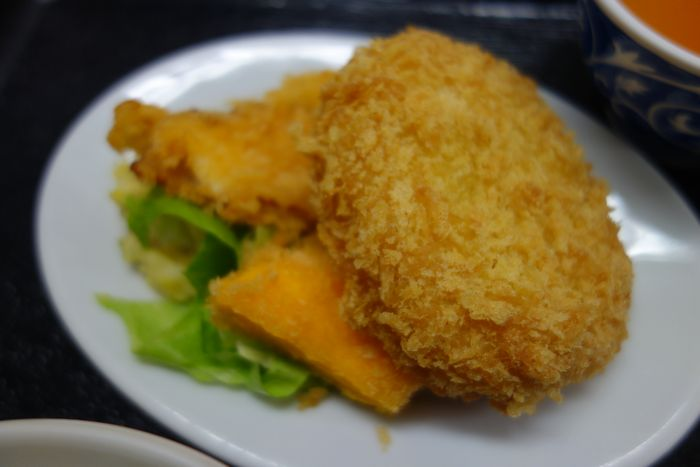 JR新幹線食堂7