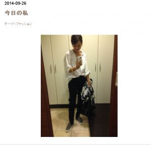 五明祐子_ブログ