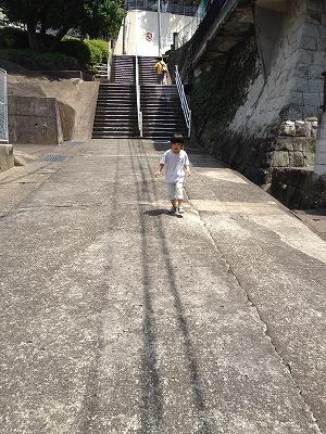 長崎の坂a