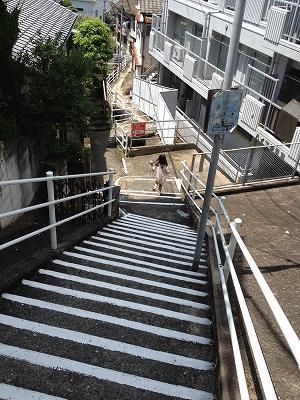 長崎の坂b