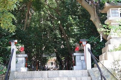 越木岩神社10