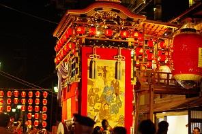 1大津祭り