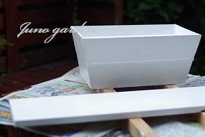 ー白木製プランタ