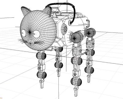 3Dロボ131101