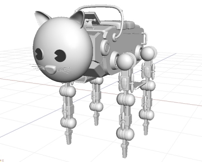 3Dロボ131102