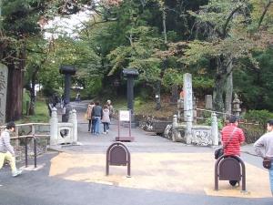 中尊寺菊祭り2013-10-26-001