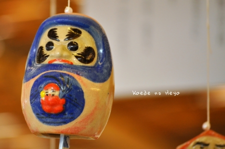 仙台堤人形風鈴(宮城県)