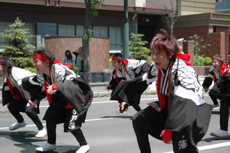 07水戸藩YOSAKOI連