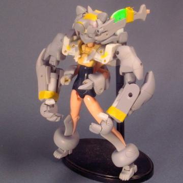 武装神姫クマ