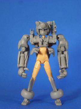 武装神姫ポラリス