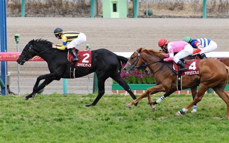 【競馬】ロサギガンティアの上がり