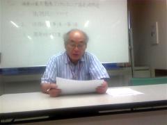 服部茂美NPO副理事長