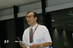 南波正男氏