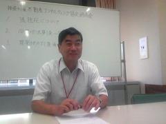 仙豊茂NPO副理事長