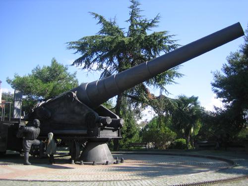 トルコ軍事博物館01