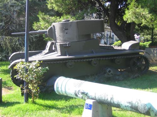 トルコ軍事博物館02