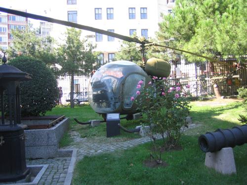 トルコ軍事博物館03