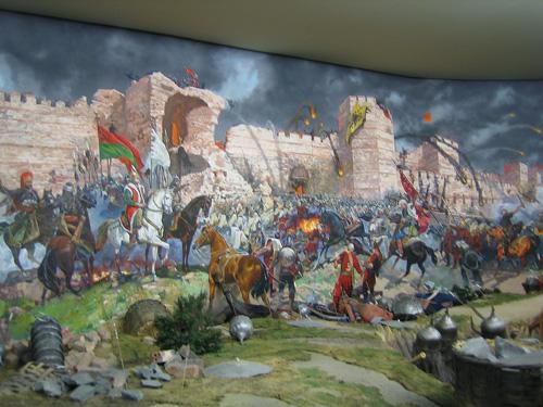 トルコ軍事博物館06
