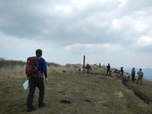 ワイタ山頂1
