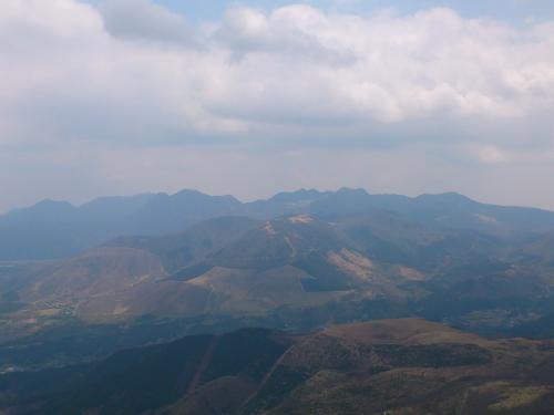ワイタ山頂ヨリクジュウ