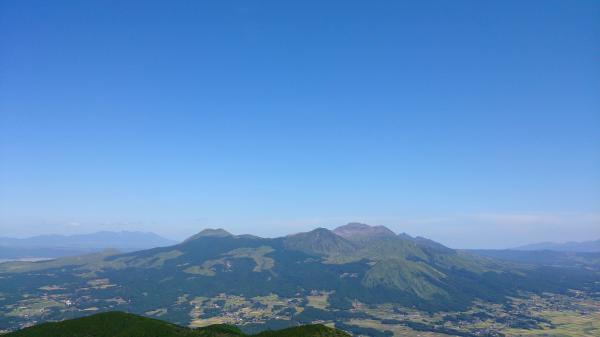 山頂より1