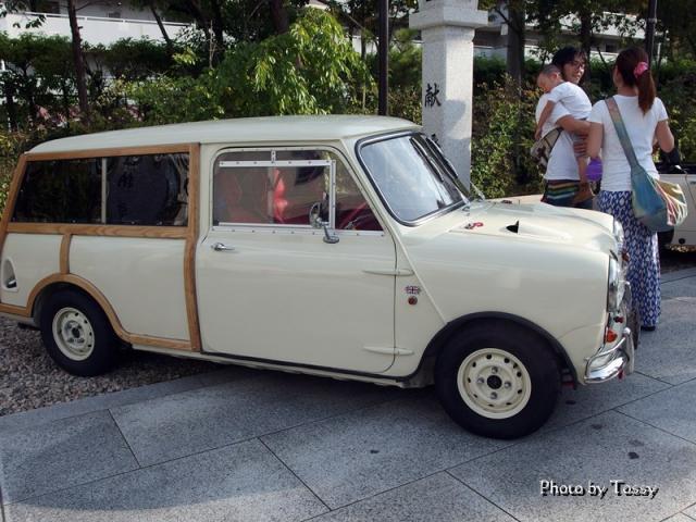 イギリスの車