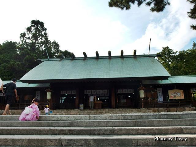 廣田神社本殿