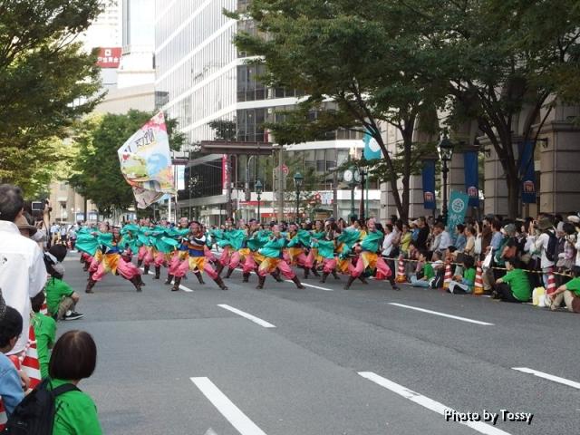 颯爽JAPAN ボランティア
