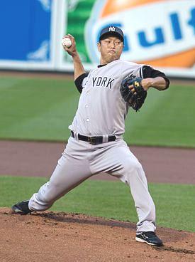 ヤンキース 黒田投手