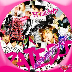 FT Island RATED-FT-1