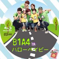 B1A4のハローベイビーBD