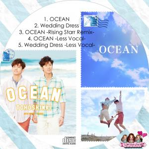OCEAN 5曲バージョン