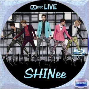 Mnetライブ SHINee BD