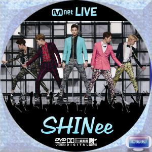 Mnetライブ SHINee