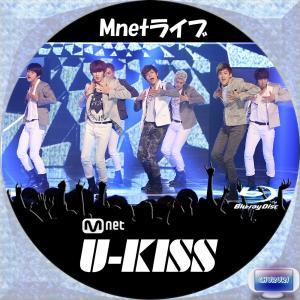 Mnetライブ U-KISS BD