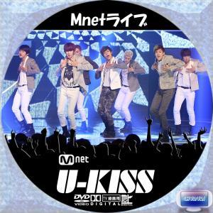 Mnetライブ U-KISS