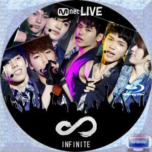 Mnetライブ INFINITE BD