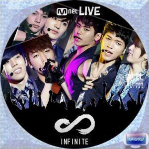 Mnetライブ INFINITE DVD