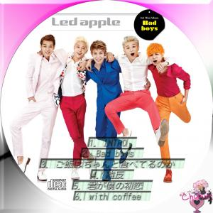Led Apple - Bad Boys