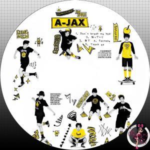 A-JAX 2nd Mini Album - Insane☆