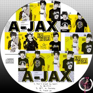 A-JAX 2nd Mini Album - Insane