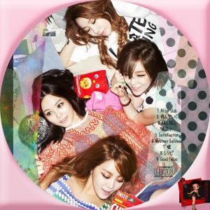 Brown Eyed Girls 5集 - Black Box