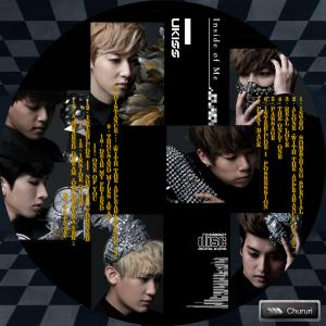 U-KISS Inside of Me 14曲