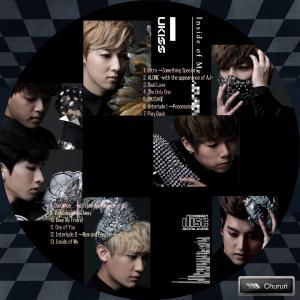 U-KISS Inside of Me 13曲横