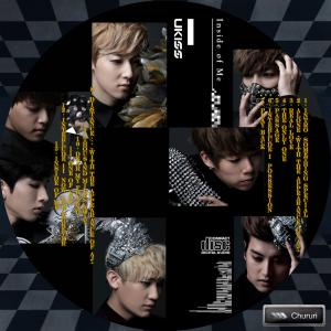 U-KISS Inside of Me 13曲