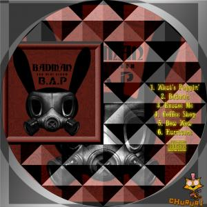B.A.P 3rd Mini Album - Badman (韓国盤)