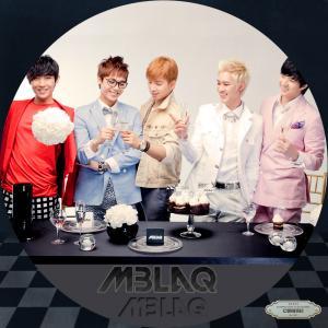 MBLAQ Special Album - Love Beat汎用