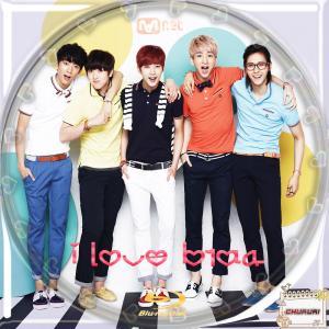 I Love B1A4 BD