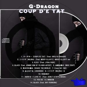 G-Dragon COUP DE TAT-2